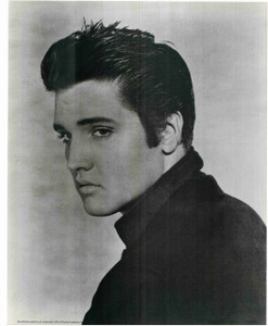 Elvis Presley Profile Photography
