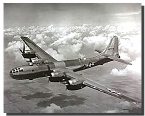 B 29 Superfortress Poster