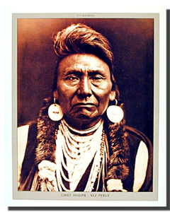Chief Joseph Posters