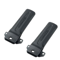 The replacement belt clip for Kenwood TK-2300, TK-3300 and many of the Pro Talk two-way radio. This is a spring action clip designed to reduced wear and improved usability. SOLD IN PAIRS