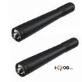 A Pair of Kenwood UHF KRA-23 KRA23 Radio Antenna TK3400L TK3402L TK3300L TK3302L UHF 440-490Mhz