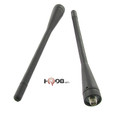 Kenwood KRA27 - 6in UHF Antenna for Kenwood Two-Way Radios (Sold in Pairs)