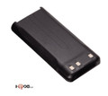 Kenwood NiMH 1500mAh Battery KNB-29N for TK-2200, TK-3200, TK-2200, TK-3200, TK-2212, TK-3212, TK-2202, TK-3202 radios with the KSC-31 charger base.
