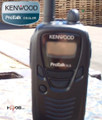 Kenwood TK-3230 XLS UHF two-way Radio is built to military specs. Great for small business use.