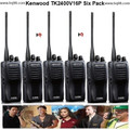 TK2400 offers plenty of privacy with a frequency scrambler. Hands-free (VOX) operation is supported when used with optional accessories. The Kenwood TK-2400-V16P is also water and dust resistant.  A Great Buy!