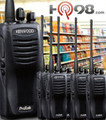 The Kenwood TK3400U4P is an ideal solution for communications in construction, manufacturing and warehousing, retail, hospitality, facility management and rental fleet applications.