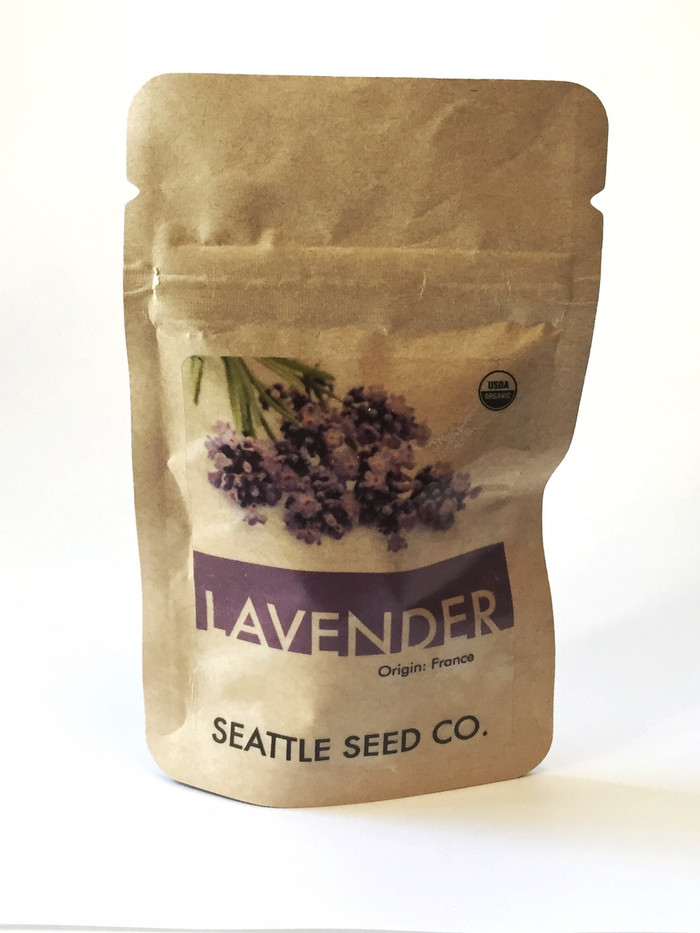 Organic Dried Culinary Lavender