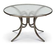 "Telescope Casual 42"" Acrylic Dining Table"