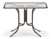 "Telescope Casual 32""x56"" Rectangular Bar Height Acrylic Table"