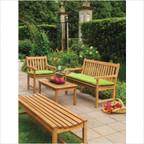 Classic Garden Bench Set