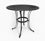 "Three Coins 46"" Round Bar Table"