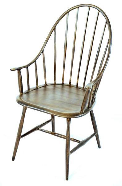 Coins Cast Windsor Chair