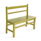 Royola Pacific Designs Short Two Seater Bench