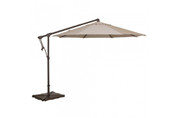 Treasure Garden 10' Octagon Cantilever Umbrella
