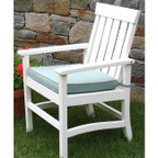 Seaside Casual Hampton Dining Chair Cushion Only