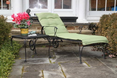 Richmond Adjustable Chaise and End Table