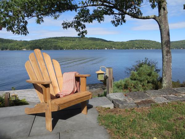 Garden Cottage Teak Adirondack Chair