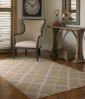 Uttermost Harrington Area Rug - Gray