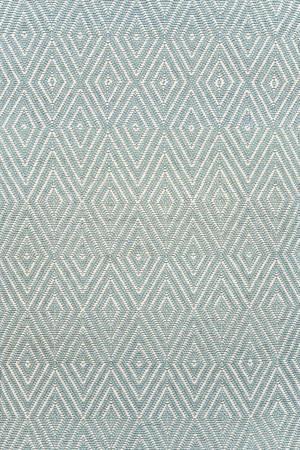 Dash U0026 Albert Diamond Light Blue/Ivory Indoor/Outdoor Rug