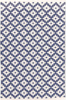 Dash & Albert Samode Denim/Ivory Indoor/Outdoor Rug