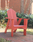Uwharrie Classic Series Original Chair in Rustic Red