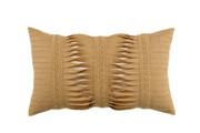 Elaine Smith Gladiator Wheat Lumbar Pillow