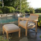 Kingsley Bate Sonoma Club Chair