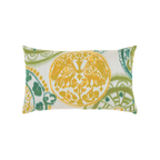 Elaine Smith Borneo Waters Lumbar pillow