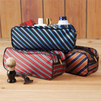 Tie Toiletries Bag