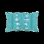 Elaine Smith Gladiator Aruba Lumbar pillow
