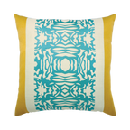 Elaine Smith Aruba Block toss pillow