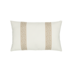 Elaine Smith Balkan Key Lumbar pillow