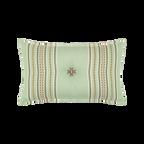 Elaine Smith Function Stripe Lumbar pillow