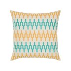 Elaine Smith Aruba Path toss pillow
