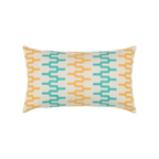 Elaine Smith Aruba Path Lumbar pillow