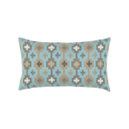 Elaine Smith Canyon Cross Sky Lumbar pillow