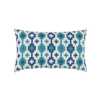 Elaine Smith Canyon Cross Lake Lumbar pillow