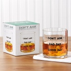 Don't Ask Highball Drink Glass