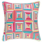 Geo Bright Pillow