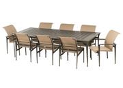 Brown Jordan Flight Dining Set