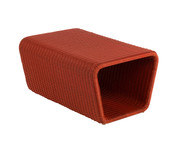 CO9 Deisgn Lola Adirondack Ottoman- Red