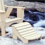 Fanback Footrest