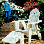 Uwharrie Original Kid's Chair in White