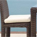 Contempo Parson's Dining Chair Optional Seat Cushion