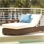 Contempo Adjustable Chaise Lounge Seat and Back Cushion