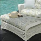 Grand Traverse Large Ottoman Seat Cushion