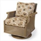 Hamptons Swivel Lounge Chair