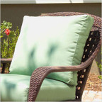 Haven Lounge Chair Back Cushion