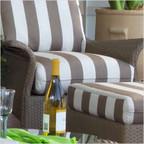 Mandalay Lounge Chair Seat Cushion
