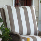 Mandalay Lounge Chair Back Cushion